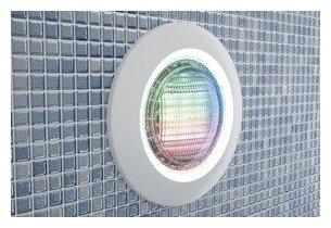 led piscine eolia RGBW ambiance