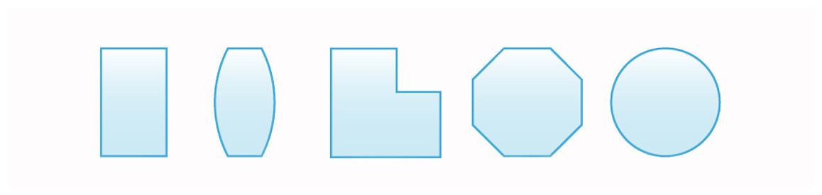 dimensions sur mesure de la bâche à bulles solaire bleu 400 duo pour piscines