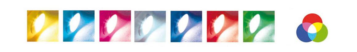 couleurs des mini projecteur chroma