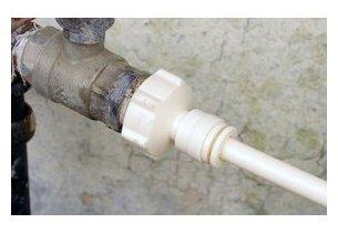 raccord pour tuyau pour brumisateur d'extérieur 6 m Ofresh