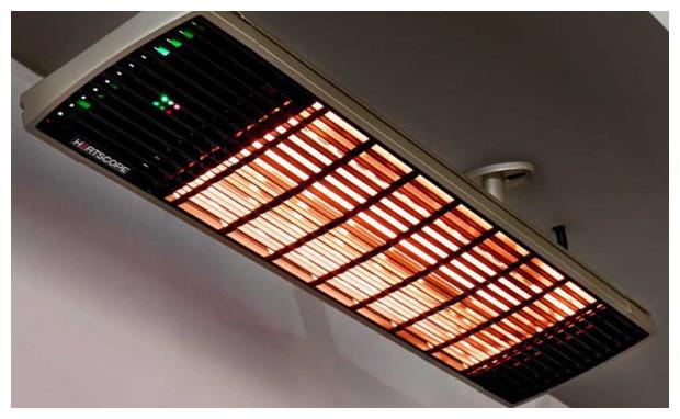 Chauffage radiant Heatscope Spot