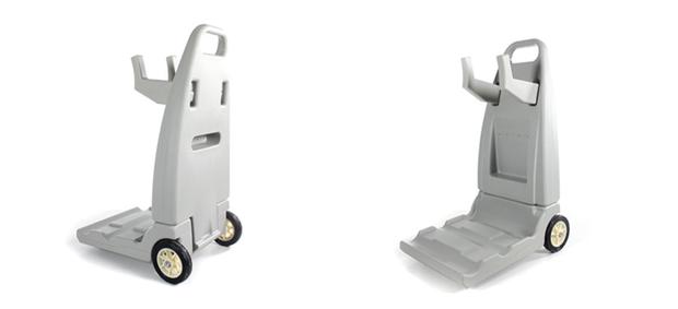 chariot pour robot piscine tiger shark