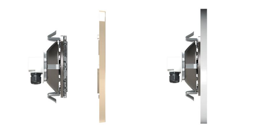 projecteur led piscine PAR56 pour niche universelle O Clair installation