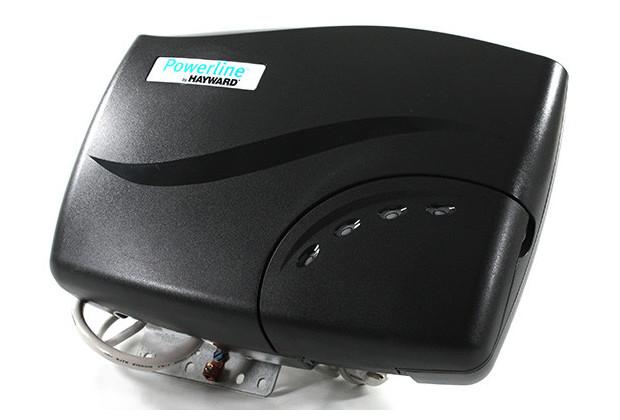 Electrolyseur Powersalt vue biais