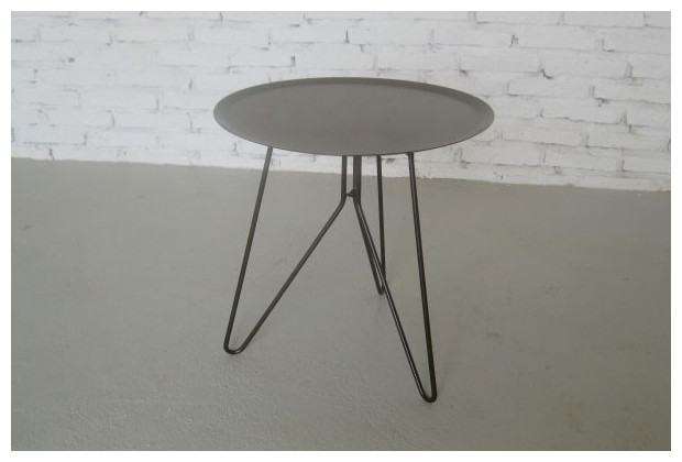 Awesome petite table de jardin metal ideas for Table jardin metal gris