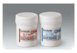 twinoxide traitement piscine composants chimiques