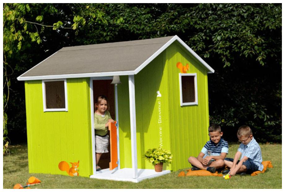 Petite maison en bois de Lisa
