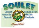Logo portique et balançoire SOULET