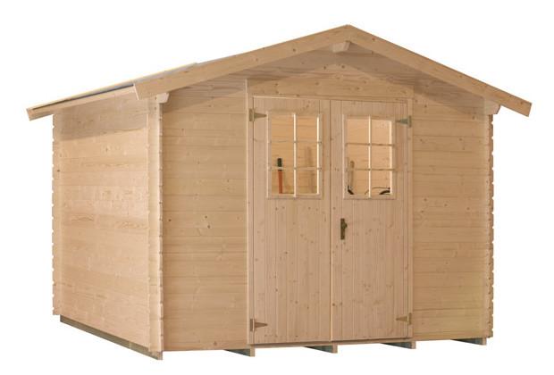 abri de jardin leman. Black Bedroom Furniture Sets. Home Design Ideas