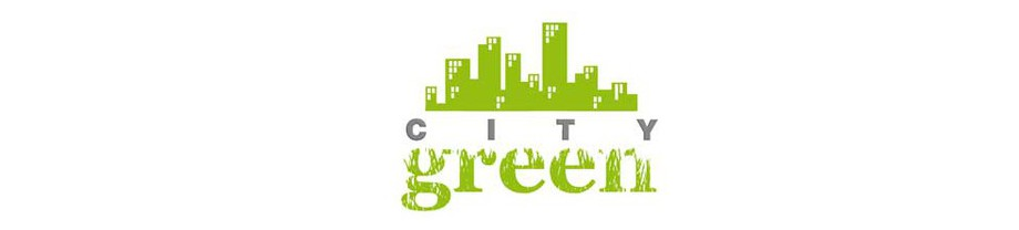 logo city green