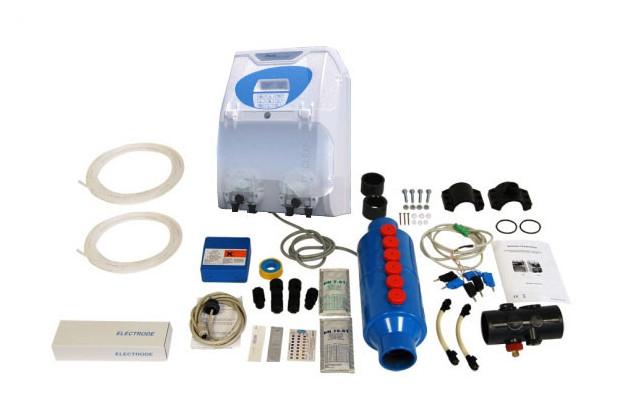 Autoclean traitement piscine regulation pH accessoires