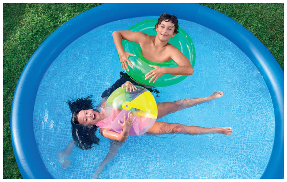 piscine easy set intex petit modèle