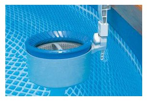 skimmer de surface intex piscine tubulaire hors sol