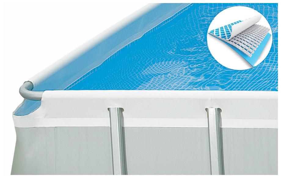 structure de la piscine hors sol intex ultra fram