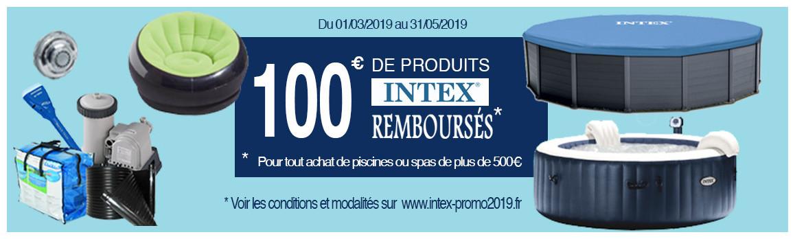 remboursement intex 2019