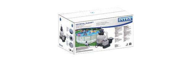 filtre piscine intex - emballage