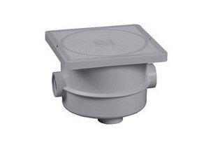boite de connexion hayward cofies gris pale pour piscine