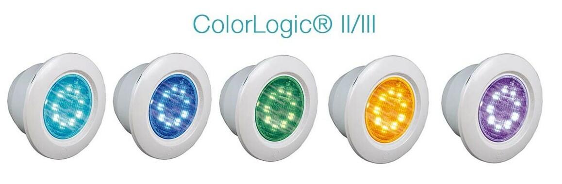 projecteur led colorlogic II/II descriptif