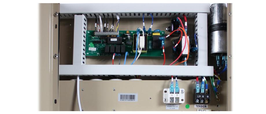 pacfirst steel asservissement pompe filtration