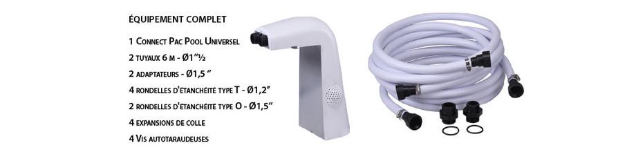 Pompe à chaleur Pacfirst Steel - uconnect 1
