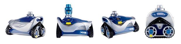 robot hydraulique Zodiac -MX6 vues multiples