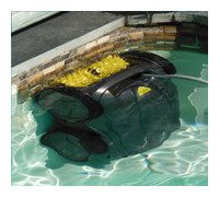 robot de piscine zodiac vortex OV3400 - ligne d'eau