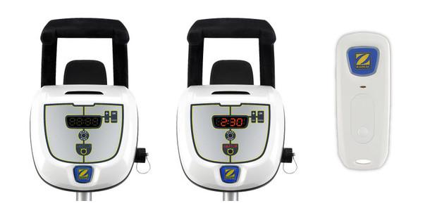 robot zodiac vortex ov 3500 - coffret et telecommande