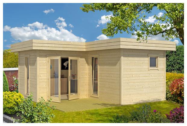 abri de jardin en bois fiji achat vente conseil toiture plate abri en l jardin. Black Bedroom Furniture Sets. Home Design Ideas