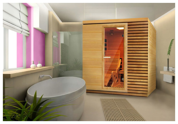 sauna infra rouge alto holls -  image ambiance