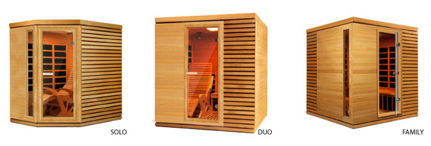 sauna Alto- cabine infrarouge en solo, duo et family