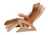 sauna alto prestige - cabine infrarouge et fauteuil confort
