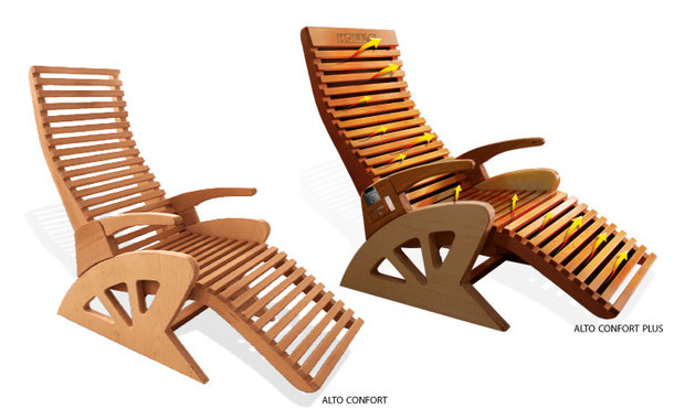 alto - confort et confort plus - fauteuils de relaxation