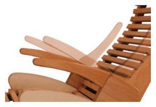 alto confort - fauteuil relaxation mutiposition - accoudoir