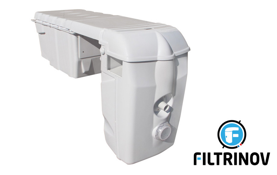 Bloc de filtration piscine mx 18 piscine center net for Prix piscine 9x5