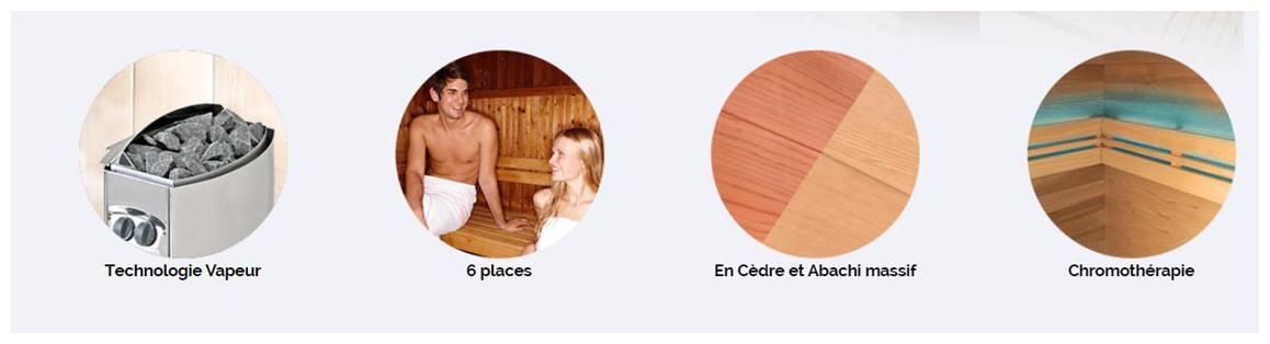 logo sauna vapeur traditionnelle eccolo holl's