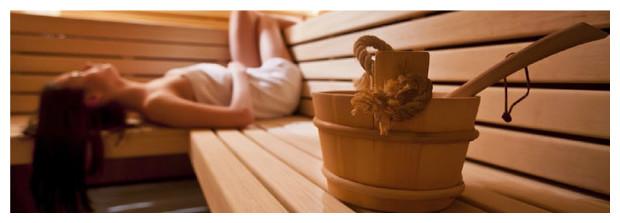 sauna vapeur eccolo - ambiance