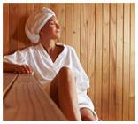 cabine sauna combiné vapeur et infrarouge