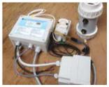 Groupe de filtration monobloc MX 25 - electrolyse et ph