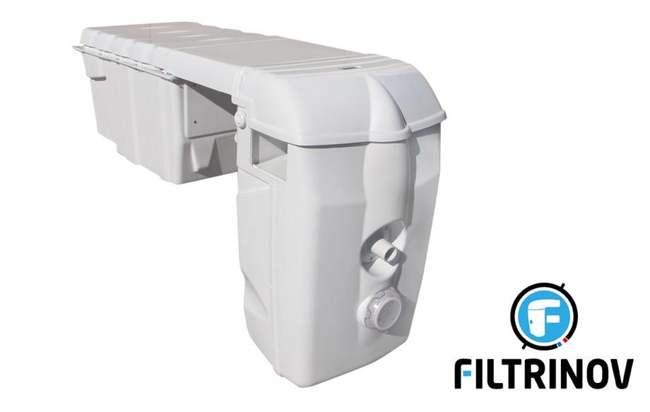 bloc filtrant monobloc filtrinov mx25 en situation