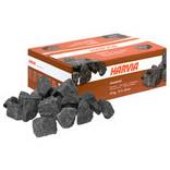 pierres de lave pour poele electrique Harvia - Cabines sauna vapeur