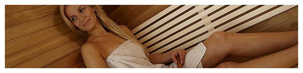 Harvia - sauna vapeur - image ambiance