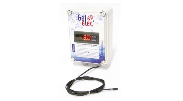 Coffret hors gel piscine piscine center net for Reglage filtration piscine