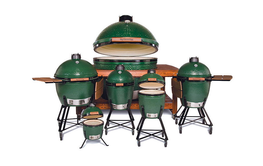 Support et tablettes big green egg