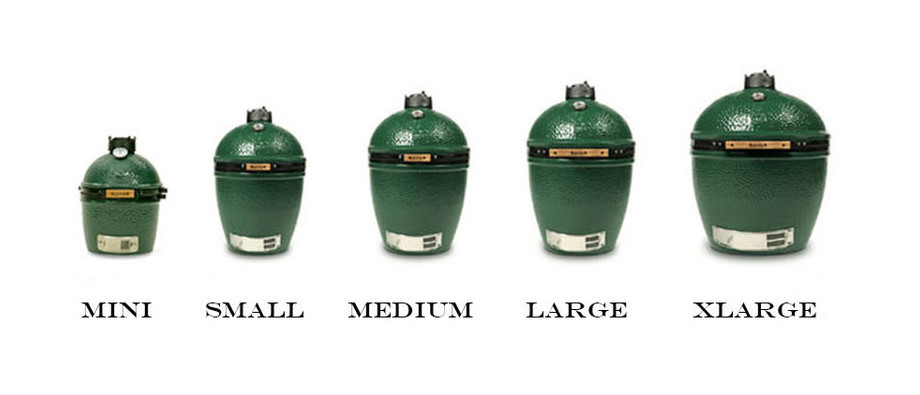 modele du big green egg