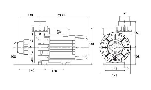 wiper 3 espa pompe ncc dimensions