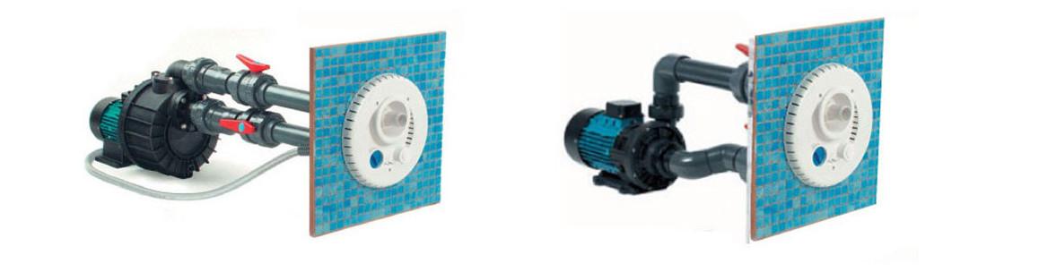 kit de nage à contre courant NCR ESPA complet