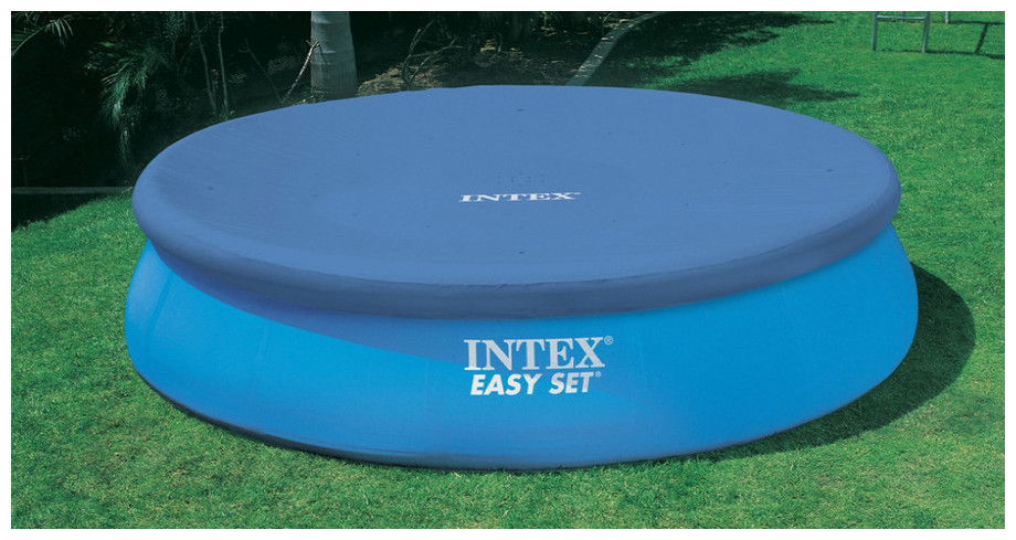 Couverture opaque pour piscine hors-sol Intex Easy Set