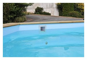 Woodfirst original kit octo allong 551x351 h 120 cm for Joint liner piscine