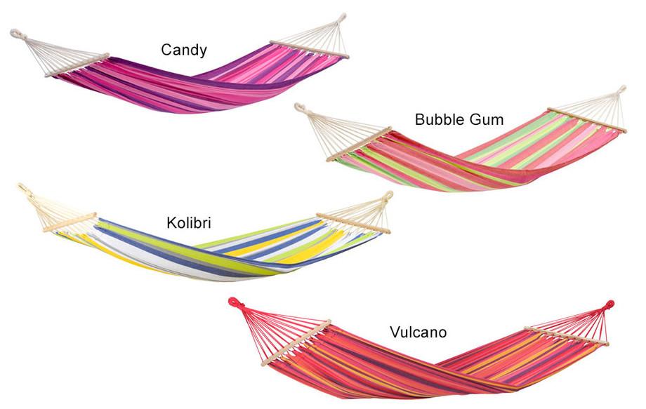 coloris disponibles du hamac Tonga