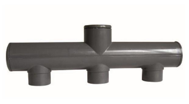 raccords hydrauliques PVC piscine - collecteur femelle